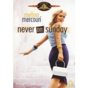 NEVER ON SUNDAY - POTE TIN KYRIAKI