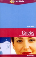 TALK MORE - GRIEKS (CD-ROM)