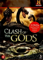 CLASH OF THE GODS (3 DVD)