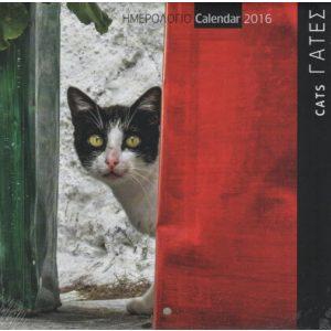 KALENDER 2016 - KATTEN