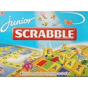 JUNIOR SCRABBLE - GRIEKS