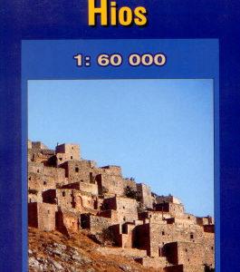 WEGENKAART SYROS